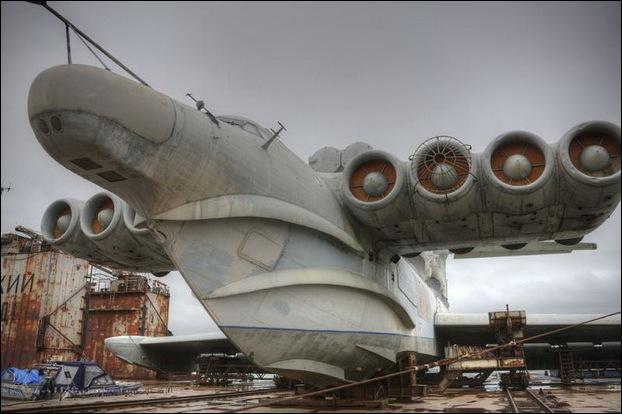 Soviet Ekranoplan 01