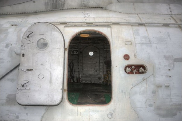 Soviet Ekranoplan 14
