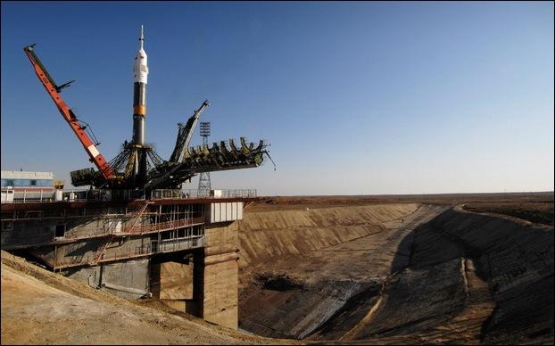 Baikonur Cosmodrome 09