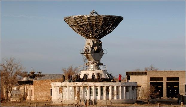 Baikonur Cosmodrome 14