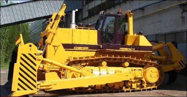 Promtractor CHETRA HEAVY 40Ya  Bulldozer