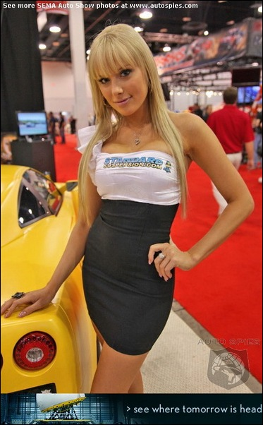 The Ladies Of SEMA30