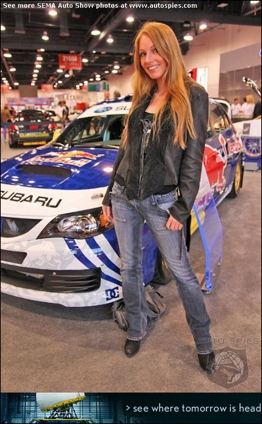 The Ladies Of SEMA31