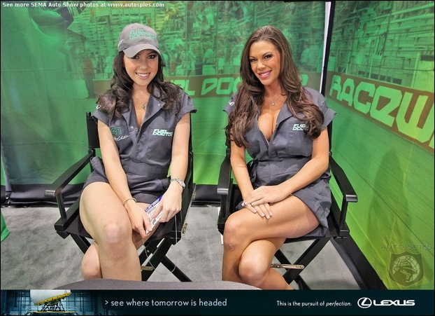 The Ladies Of SEMA33