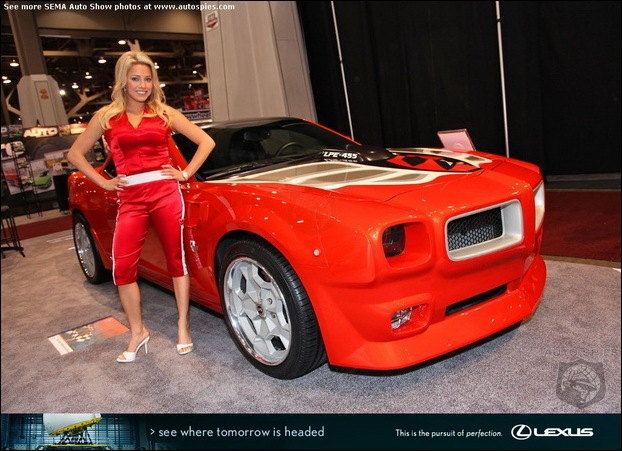 The Ladies Of SEMA06