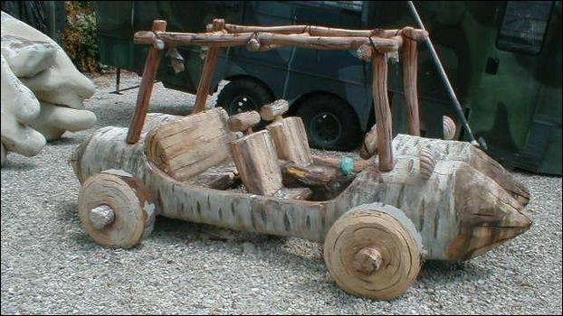 Flintstones Car06
