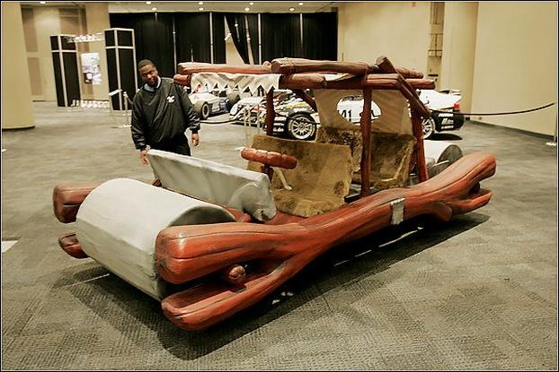 Flintstones Car07
