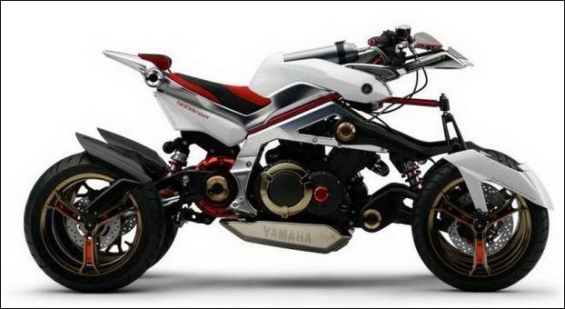 Yamaha Tesseract Concept  4