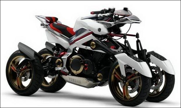 Yamaha Tesseract Concept  2