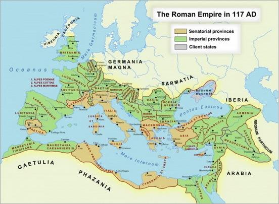 8. Roman Empire