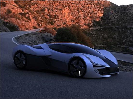 Aerius Concept Car 01