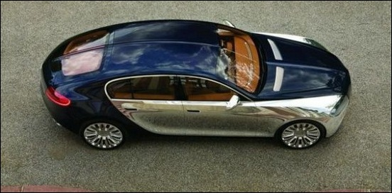 bugatti – luxury sedan 02