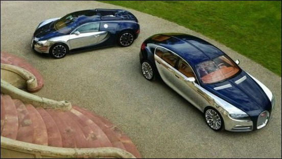 bugatti – luxury sedan 04