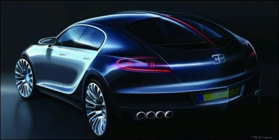 bugatti – luxury sedan 05