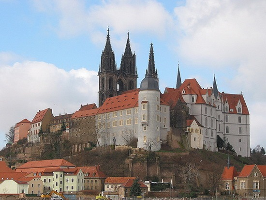 Albrechtsburg Meissen Castle