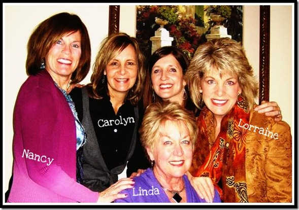 Linda, Lorraine & Nancy