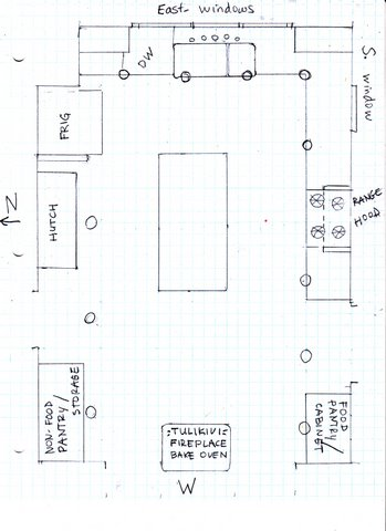 kitchen lighting plan picture image by tag