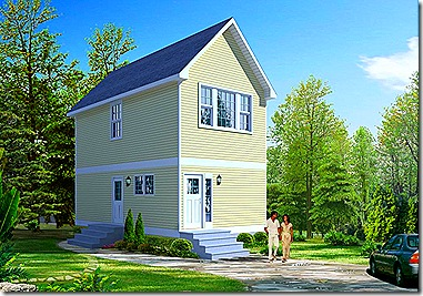 Excel Cottage ext