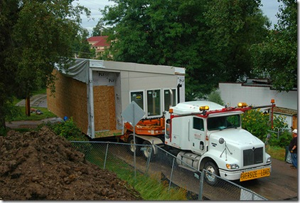 Modular home builder august 2009 - Difference shell house turnkey ...