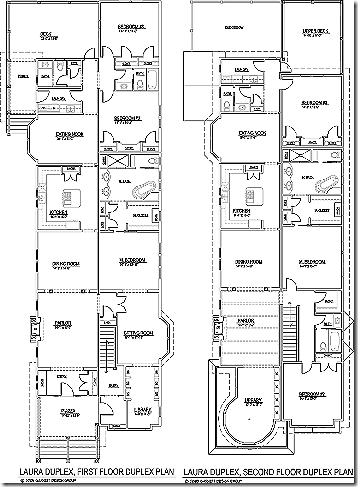TCH - Laura_Duplex_floor_plan