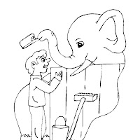 zookeeper coloring pages - photo#26