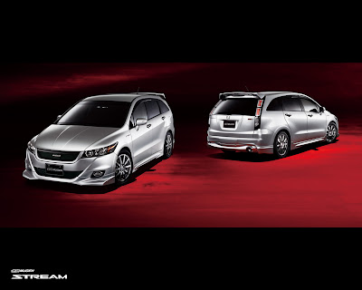 mugen honda stream wallpaper