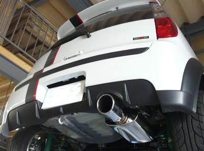 Tommy Kaira Mitsubishi Colt R