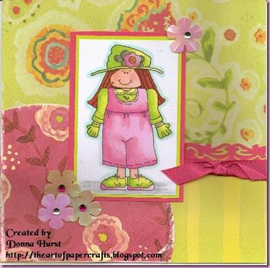 gretchen garden gal card
