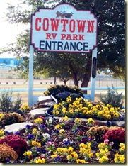 cowtown-sign