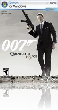 James Bond 007 Quantum of Solace PC [readygames]