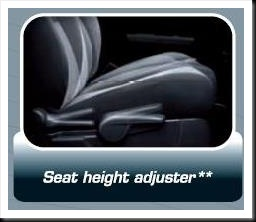 Seat Height Adjuster x
