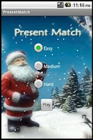 Screenshot of Present Match
