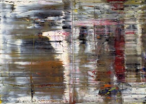 Gerhard Richter - Abstract Painting (726), 1990