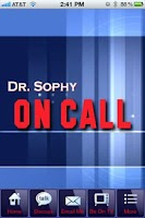 Screenshot of Dr. Sophy