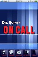 Screenshot of Dr. Sophy