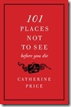 101 Places Not To See Cover