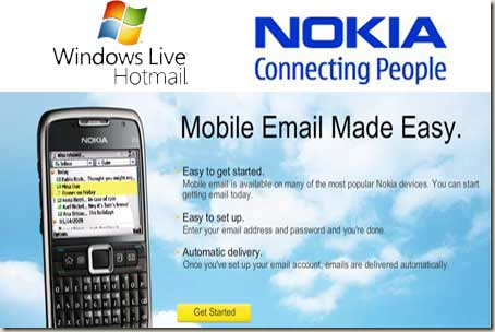 Nokia Messaqging for E71