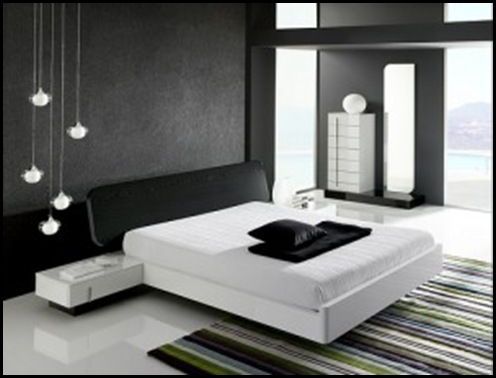 Decoracion-de-Dormitorio-en-Negro-y-blanco-300x225