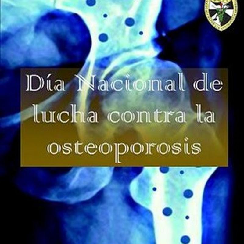 Día Nacional de la Lucha contra la Osteoporosis (en Perú)