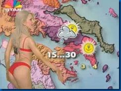 tiempo en grecia