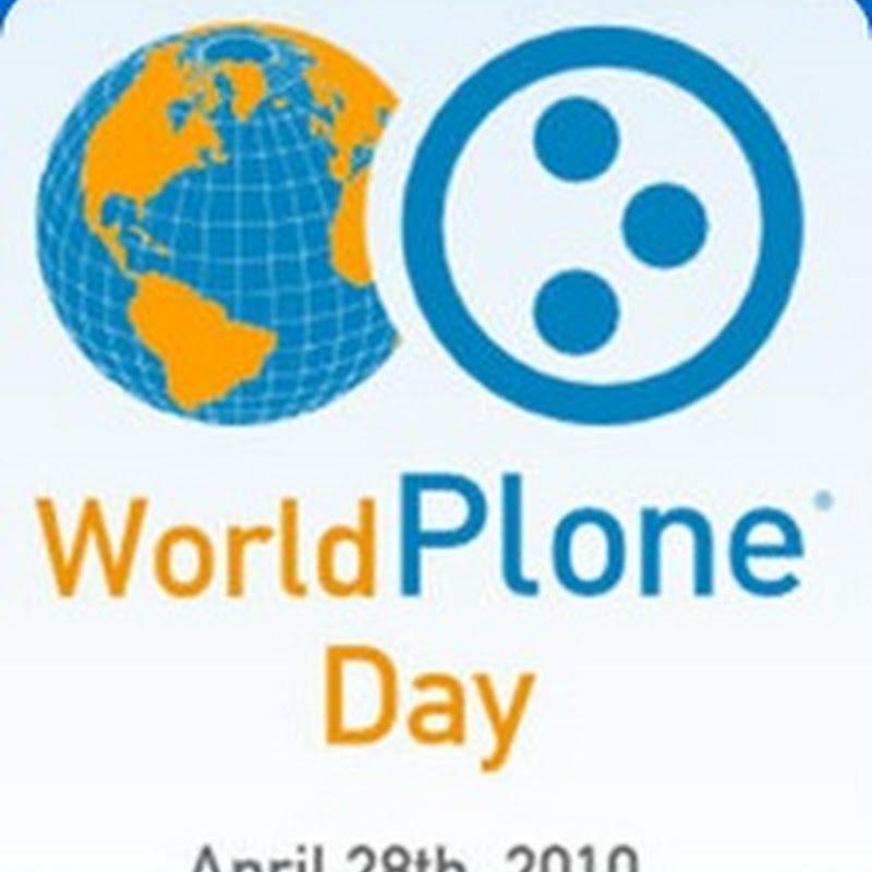 World Plone Day 2010