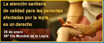 dia mundial lepra