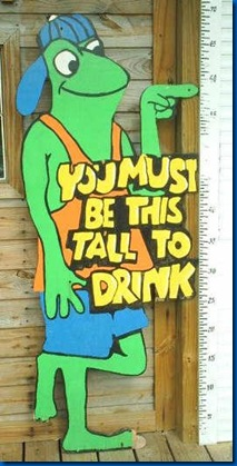 tall to drink