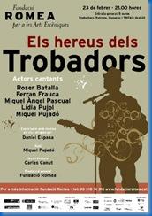 hereus trobadors