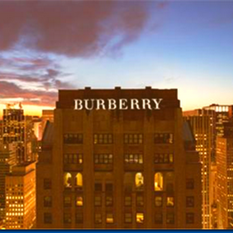 Día Burberry (en Nueva York)