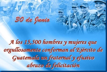 ejercito guatemala