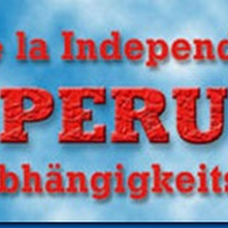 Día de la Independencia / Día Nacional (en Perú)
