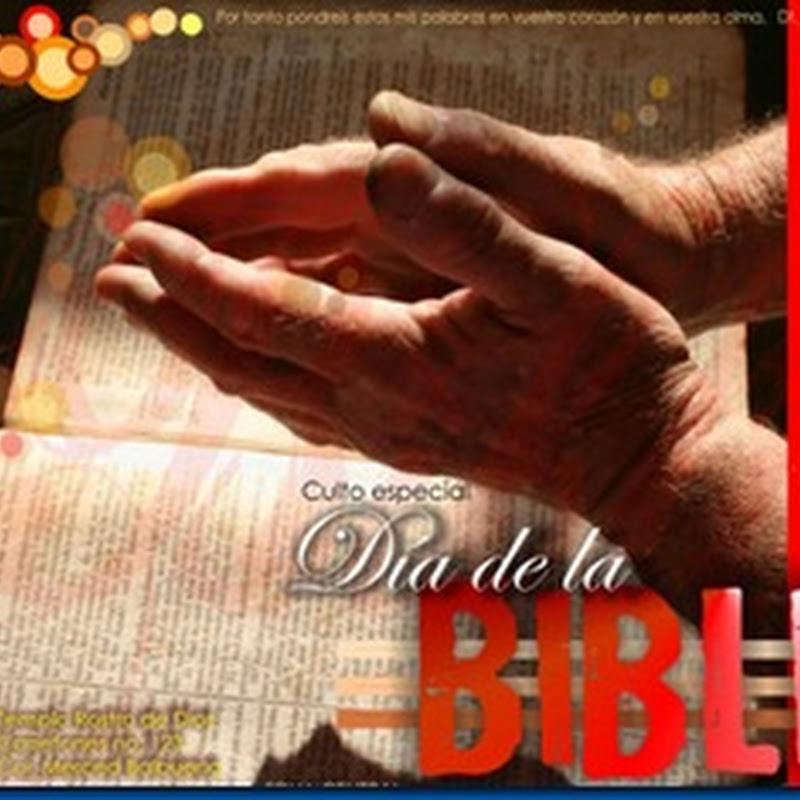 Día Internacional de la Biblia