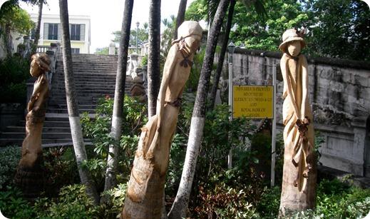 escultura arbol