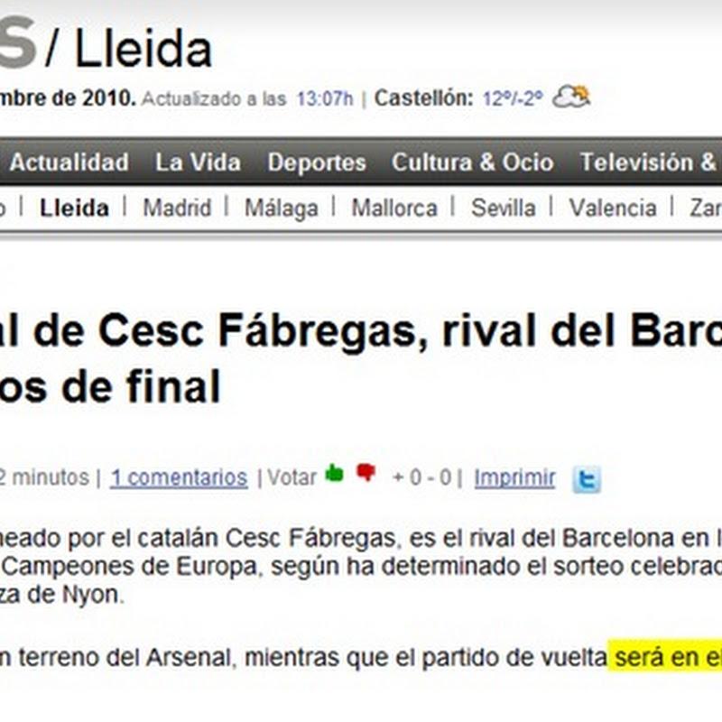 El Camp Nou de Madrid